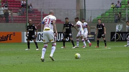 Melhores momentos: Atlético-MG 1 x 2 São Paulo, pela 37ª rodada do Campeonato Brasileiro