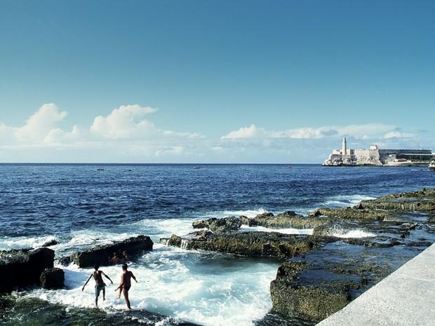 Exposição do Sesi mostra cotidiando da cidade da Havana em Cuba (Foto: Ricardo Hantzschel )