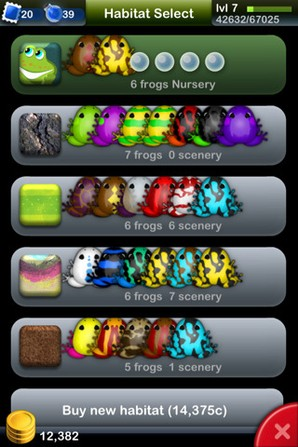 pocket frogs app download