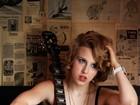 Marcella Rica, de 'Malhação', mostra sua sensualidade rock n'roll para o EGO