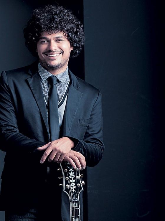 Leo Maia,cantor (Foto:  Divulgação)