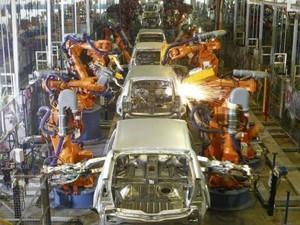 produção veículos (Foto: Divulgação/Renault)