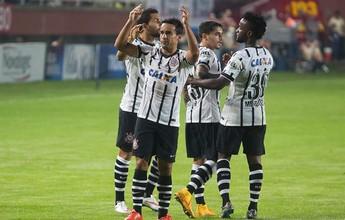 Com golaço de Jadson, Corinthians bate lanterna Joinville e cola no G-4