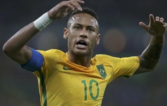 Jornalista critica Neymar por abrir mão publicamente da braçadeira de capitão