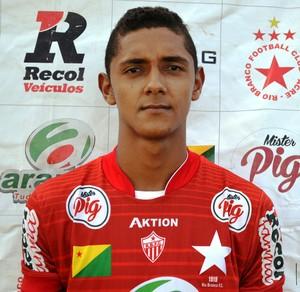 Joardeson Mendes (Jô), 18 anos, Rio Branco-AC (Foto: Duaine Rodrigues)