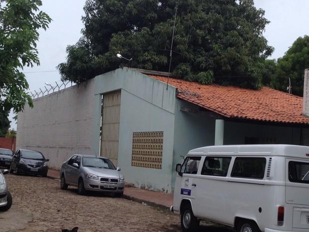 Centro Educacional Masculino de Teresina (Foto: Ellyo Teixeira/G1)