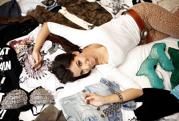 Anitta posa para o EGO (Foto: Marcos Serra Lima/EGO)