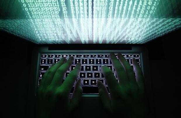 Foto ilustrativa de teclado de computador (Foto: AFP)