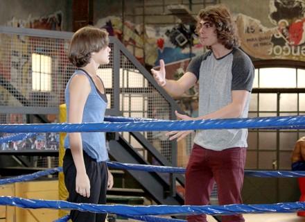 Pedro e Karina são convidados para atuarem no clipe de Sol
