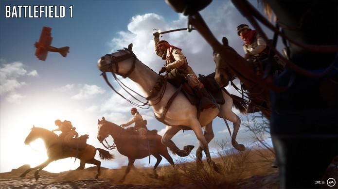 Battlefield 1 trará missões isoladas do ponto de vista de exércitos diferentes (Foto: Reprodução/YouTube)