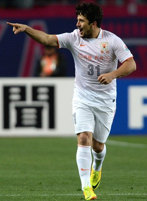 Aloísio Shandong Luneng (Foto: Getty Images)