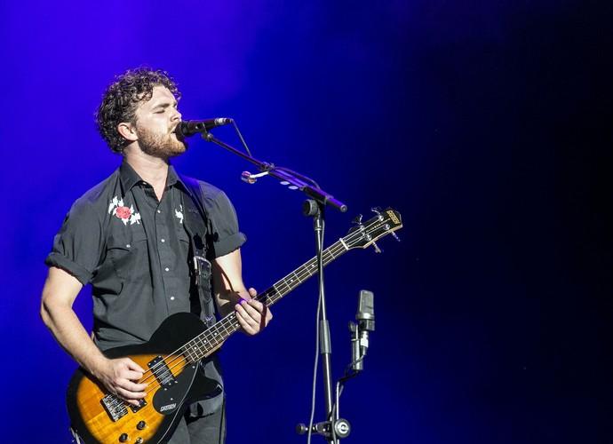 royal blook rock in rio palco mundo (Foto: Inácio Moraes/Gshow)