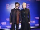 'Tô preparada', diz Xuxa sobre cenas de beijo de Junno Andrade em novela