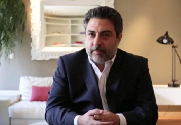 O advogado Rodrigo Tacla Duran, que defendeu a Odebrecht, em entrevista ao El País (Foto: Reprodução/YouTube)