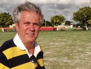 Camilo Lellis, diretor do CT do Sport (Foto: Daniel Santana/Globoesporte.com)