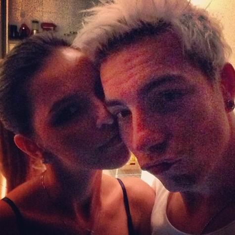 Mariana Rios e Di Ferrero (Foto: Reprodução do instagram)