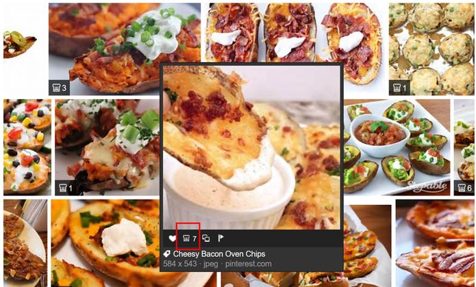 Bing imagens lança ferramenta para adicionar sites de receitas (Foto: Divulgação/Bing)