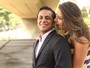 Thammy e Andressa posam em clima romântico para o Dia dos Namorados