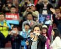 Na Li é homenageada em Pequim e se torna embaixadora do WTA Finals