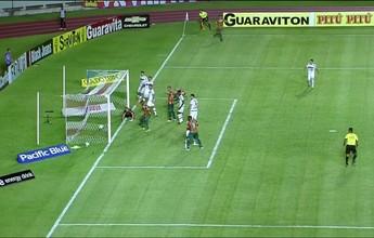 Com gol olímpico, Sampaio supera Tupi-MG e chega à 2ª vitória na Série B