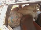 Suspeito de roubar sacas de café é preso em Campo do Meio, MG
