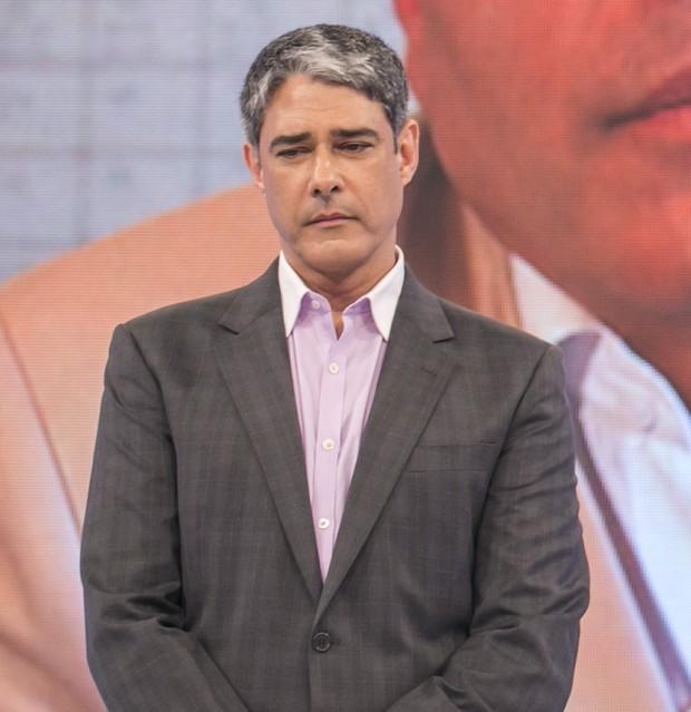 William Bonner (Foto: Globo/Paulo Belote)