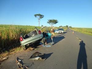 Acidente Vereador Bahia 2 (Foto: Liberdade News)