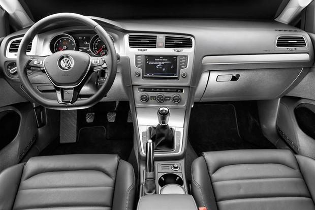 Volkswagen Golf 1.0 TSI (Foto: Leo Spósito/Autoesporte)
