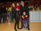 Wanessa comemora 2 anos do filho João Francisco em parque de SP
