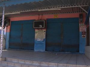 Churrascaria (Foto: Imagem/TV Bahia)