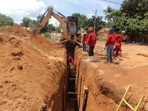 Empreiterias reclamam de calote do governo do Tocantins (Foto: Divulgação/EHL)