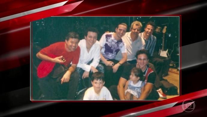 família Lima Aretha Lima The Voice Brasil (Foto: Reprodução/RBS TV)