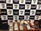 Homens são presos com 14 kg de crack em Porto Nacional