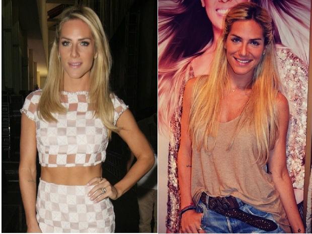 Compare o antes e depois de Giovanna Ewbank (Foto: Leo Franco Agnews/Reprodução Instagram)