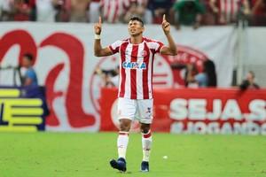 Rony Náutico (Foto: Aldo Carneiro / Pernambuco Press)
