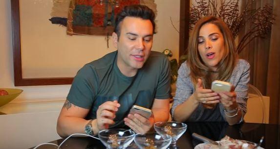 Wanessa e Matheus Mazzafera (Foto: Reprodução/Youtube)