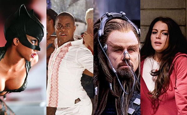 Halle Berry, Cuba Gooding Jr, John Travolta, Lindsay Lohan (Foto: Divulgação)
