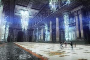 Cavaleiros exploram a casa de Áries em 'Cavaleiros do Zodíaco: A Lenda do Santuário' (Foto: Divulgação/Diamond Films)