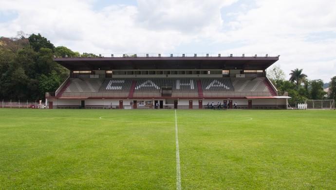 Estádio da Baixada Atlético Ibirama (Foto: Orlando Pereira/Atlético-IB)