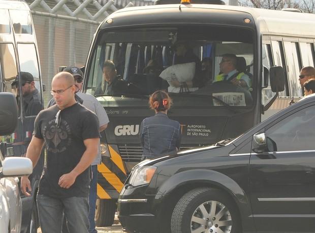 Demi Lovato (Foto: Francisco Cepeda e Leo Franco/AgNews-SP)
