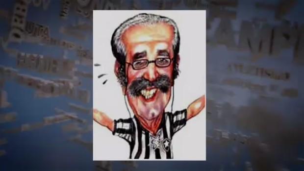 Roberto Porto faleceu aos 74 anos (Foto: Reprodução SporTV)