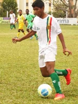 Sampaio venceu o XV de Novembro no Maranhense sub-17 (Foto: Divulgação/Site do Sampaio)