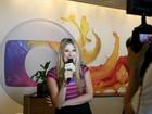 Ao lado de Adnet, Dani Calabresa celebra estreia na Globo