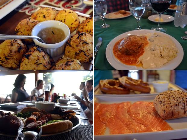 De petiscos a pratos requintados, festival é celebra a gastronomia em Monte Verde, MG (Foto: Daniela Ayres/ G1)