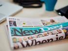 Novo jornal britânico é lançado depois de 30 anos