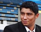 Jardel lembra os 5 a 0 contra o Palmeiras (Lucas Rizzatti/Globoesporte.com)