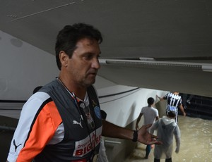 João Brigatti, auxiliar técnico do Paysandu (Foto: Hévilla Wanderley / GloboEsporte.com/pb)