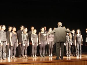 Coro Nheengarecoporanga promove encontro de coros em Petrópolis (Foto: Divulgação/CDDH)