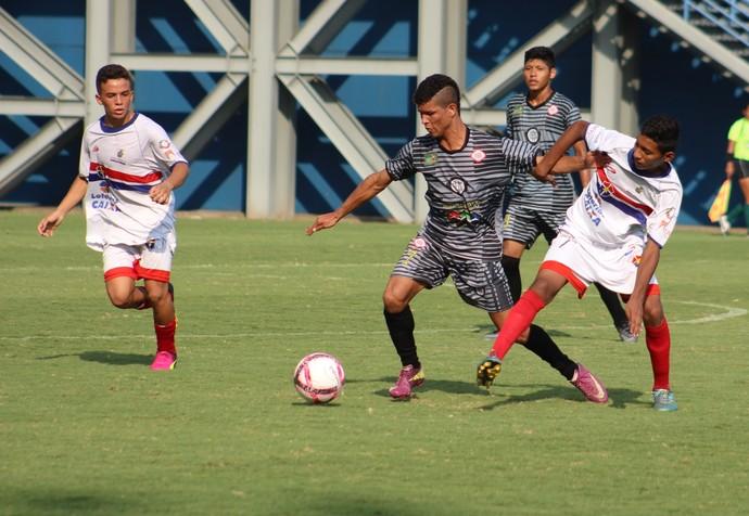 Juvenil Rio Negro e Fast final do returno (Foto: Paulo Rogério/Divulgação)