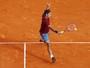 Federer passa por espanhol e avança às quartas de final em Monte Carlo